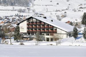 Hotel Säntis, Unterwasser