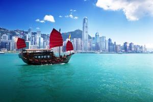 Dubai, Hongkong, Bangkok & Hua Hin - City-Trips & Baden