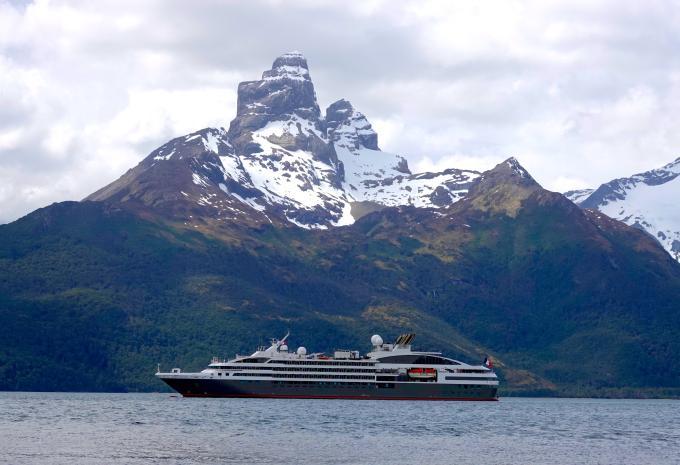 Im Luxus Herzen Der Fjorde Chilenische nw0P8OXk