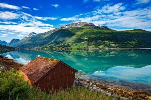 Fjords norvégiens & mer Baltique - croisière