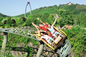 Parc d'attractions Tripsdrill