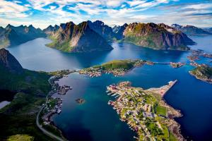 Hurtigruten - croisière Norvège