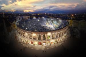 Arena di Verona - viaggio in pullman