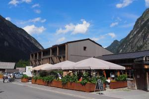 Hotel Sarotla, Brand bei Bludenz