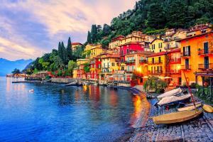 Como & Cannobio - mercati settimanali d'Italie - viaggio in pullman