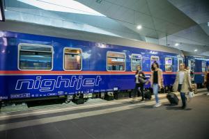Hambourg - ÖBB Nightjet