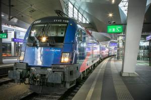 Vienne - ÖBB Nightjet