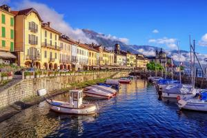 Cannobio Shoppingtour - Tagesfahrt