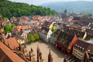 Freiburg im Breisgau Shoppingtour - Tagesfahrt