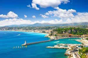 Frankreich Côte d'Azur Küste ALDI SUISSE TOURS