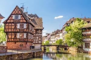 Frankreich Elsass Strassburg ALDI SUISSE TOURS