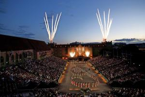 «Basel Tattoo 2020» in Basel - Tagesfahrt