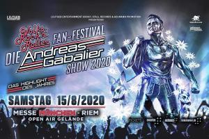 Andreas Gabalier - Volks-Rock'n'Roller Fan-Festival 2020 - Monaco di Baviera - viaggio in pullman