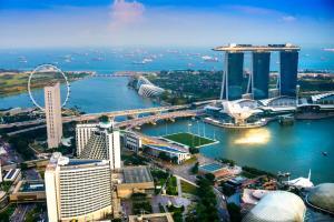 Saint-Sylvestre à Singapour et croisière dans l'Asie du Sud-Est