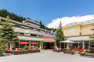 St. Moritz-Champfer