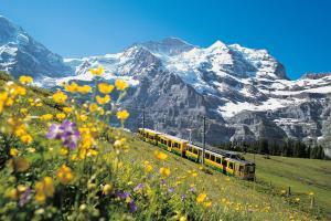 Jungfraubahn Schweiz ALDI SUISSE TOURS