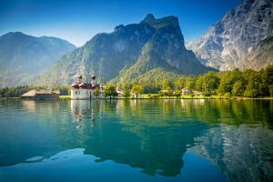 Place to be: Königssee Bayern ALDI SUISSE TOURS