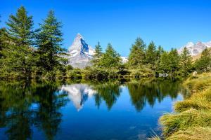 Places to be: Matterhorn in Zermatt ALDI SUISSE TOURS