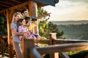Wandern mit Kleinkindern ALDI SUISSE TOURS