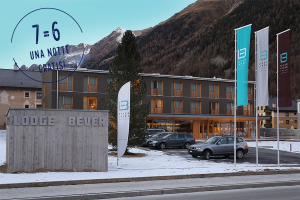 Bever presso Sankt Moritz