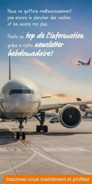Voyages en avion