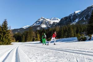 Die schönsten Langlauf-Regionen ALDI SUISSE TOURS