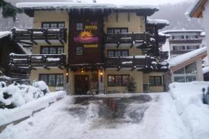 Hotel Bärgsunnu, Saas-Grund