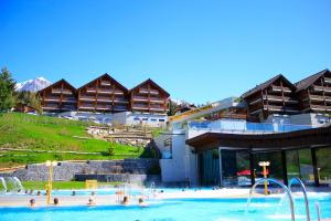 Hotel Des Bains, Ovronnaz