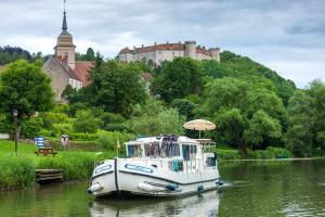 Ferien auf einem Hausboot - Camargue