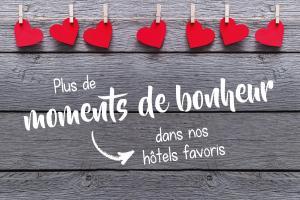 Semaine ALDI 50 - Plus de moments de bonheur dans nos hôtels favoris