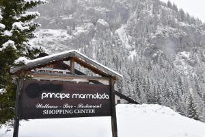 Hotel Club Principe Marmolada, Malga Ciapela