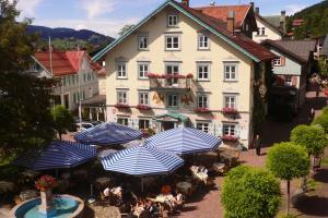 Hotel Adler, Oberstaufen