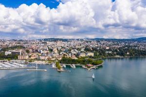 Lausanne - Städte der Schweiz ALDI SUISSE TOURS