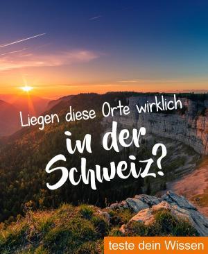 Erkennst du die Schweizer Orte?