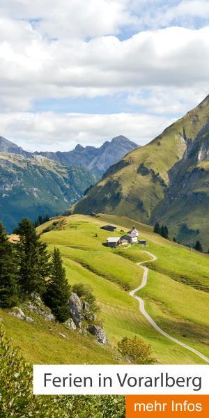 Ferien in Vorarlberg