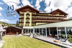 Hotel Waldhaus am See, Valbella