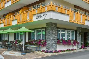 Hotel Eden, Saas-Fee