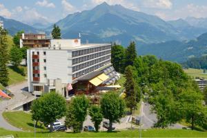 Hotel Central-Résidence & Spa, Leysin