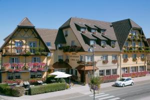 Best Western Plus Hotel Au Cheval Blanc, Baldersheim