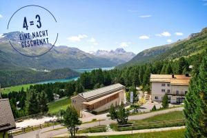 Berghotel Randolins, St. Moritz