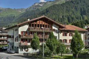 Hotel Sport Lodge Klosters, Klosters