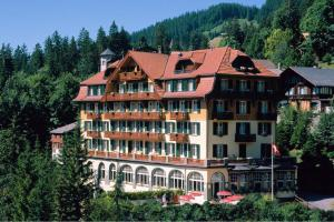 Hotel Belvedere, Wengen