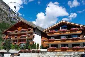 Hotel City, Täsch bei Zermatt