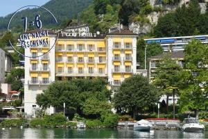 Golf Hotel Rene Capt, Montreux