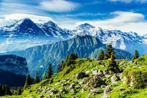 Wandern in der Region Berner Oberland ALDI SUISSE TOURS