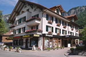 Hotel Brienzerburli & Weisses Kreuz