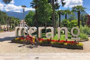 Tour in bicicletta lungo l'Adige