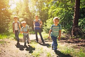 Wandern mit Kindern - Familienferien ALDI SUISSE TOURS