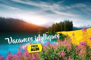 Semaine ALDI 09 - Vacances idylliques au PRIX ALDI