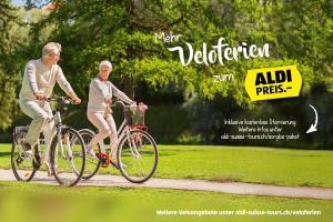 ALDI Woche KW10 - Mehr Veloferien zum ALDI PREIS